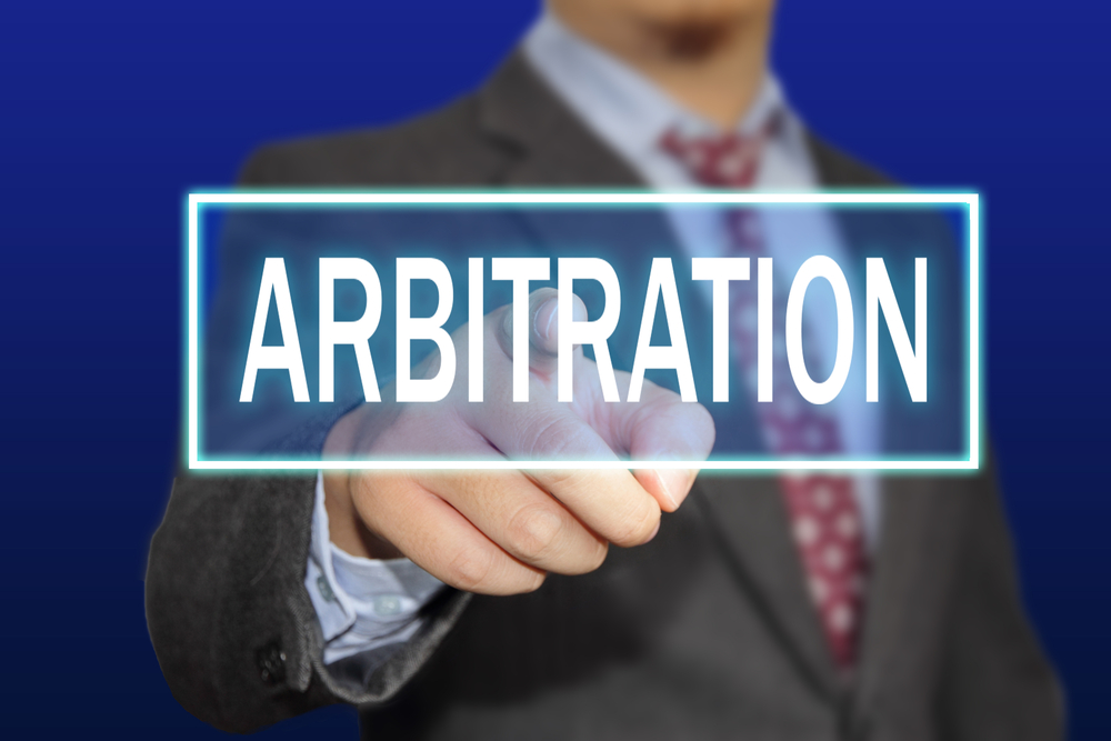 Arbitration as a solution for dispute resolution